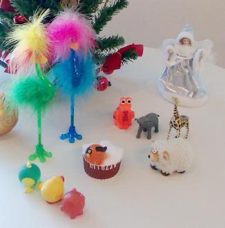 Mystery Nativity