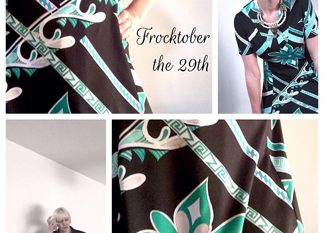 The challenge of a fabulous frockathon