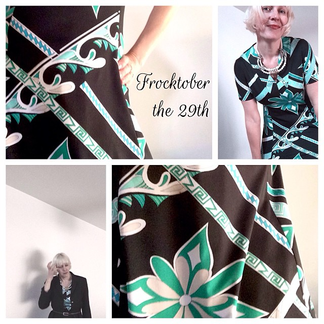 A fabulous frock for fundraising
