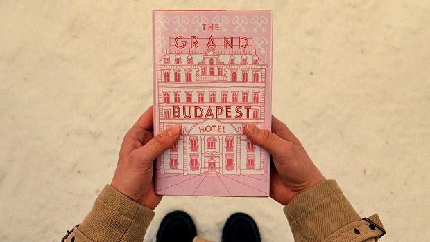 still from Grand Budapest Hotel