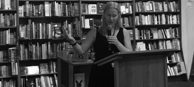 Self Publishing Mentoring: Karen Andrews' book launch