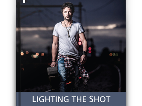 Portraits Lighting ebook by Gina Milicia