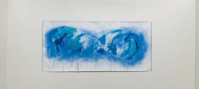 Art: Large Canvas (Sold) Schoolhouse Studios